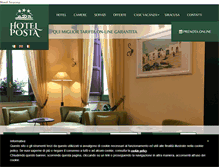 Tablet Preview of hotelpostasiracusa.it